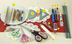 My Papercutting Tools | Flickr - Photo Sharing!
