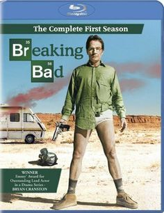 Breaking Bad: The Complete First Season [Blu-ray]: http://www.amazon.com/Breaking-Bad-Complete-Season-Blu-ray/dp/B003274QH6/?tag=prob08-20