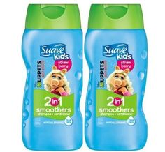 Suave Kids 2-In-1 Shampoo+Conditioner $.88 Each Right Now at Walmart! Moms love it because it's shampoo and conditioner in one step ~ and did I mention that it's super cheap right now?