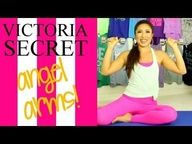 Blogilates Victoria Secret Angel Arm Slimming Workout. This will make your arms weep.