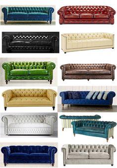 Ausgefallene Chesterfield Modelle findest du auch in unserem Shop...!