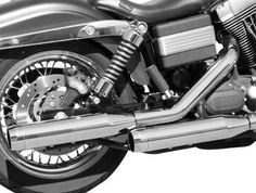 Introducing LA Choppers TruPower Mufflers for 19952011 Harley Davidson FLH FLT  4. Get Your Car Parts Here and follow us for more updates!