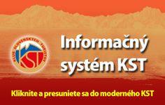 logo Informačný systém KST