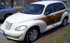 "Our ""new"" 2004 PT Cruiser Woody - PT Cruiser Forum"