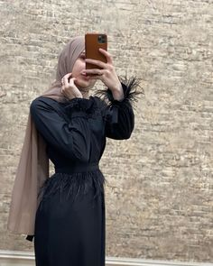 Modest Fashion Hijab, Modern Hijab Fashion, Muslim Women Fashion, Hijab Fashion Inspiration, Abaya Fashion, Fashion Wear, Fashion Dresses, Maxi Outfits, Hijab Outfit