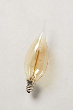 Flame Chandelier Bulb - anthropologie.com