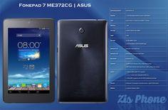 Fonepad 7 ME372CG | ASUS | Zis Phone