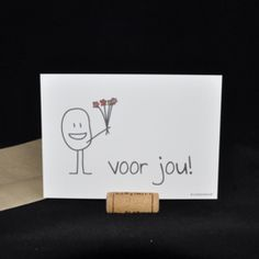 Kaartjes|Studio WouLie Diy Cards, Texts, How To Draw Hands, Greeting Cards, Bullet Journal, Place Card Holders, Crafty, Printables, Simple