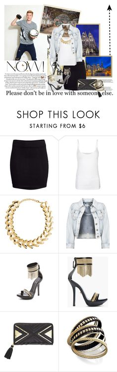 """""""In Germany with Marco Reus...!!"""" by maja-bt ❤ liked on Polyvore featuring H&M, Bench, ASOS, Versace, sass & bide, Bar III, women's clothing, women's fashion, women and female"""