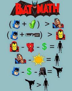 Bat Mathematics