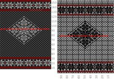 nordic winter sweater trui 1.png (961×671) http://www.jessica-tromp.nl/