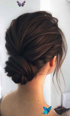 #braided quiff hairstyles #braided with weave hairstyles #braided hairstyles for running #1920s braided hairstyles #braid hairstyles messy #80's braided hairstyles #braided hairstyles 2019 with beads #quick braided hairstyles 2018<br> Easy Homecoming Hairstyles, Wedding Hairstyles For Long Hair, Wedding Hair And Makeup, Bridesmaid Hairstyles, Hairstyle Wedding, Wedding Hairstyles For Short Hair, Wedding Nails, Hair Makeup, Low Bun Hairstyles