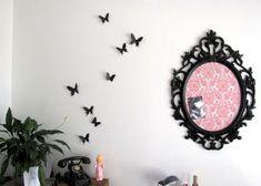 MARIPOSAS Y DECORACION: Binomio perfecto ! ! ! | Decorar tu casa es facilisimo.com