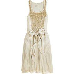 Iisli Tiffany Breeze tank dress NET-A-PORTER.COM ($348) ❤ liked on Polyvore featuring dresses, vestidos, vestiti, haljine, tanktop dress, iisli, women dresses, tank dress and henley dress