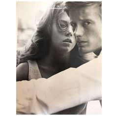 "Saul Leiter ""Jane Fonda and Peter Fonda"" c. 1960 Gelatin silver print 13 x 9 inches x 23 cm) Private Collection . Saul Leiter, Couple Photography, Street Photography, Art Photography, Paolo Roversi, Mario Sorrenti, Martin Parr, Ellen Von Unwerth, Steven Meisel"