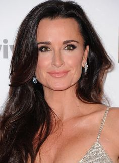 """Kyle Richards Socialite Kyle Richards arrives at Bravo's """"The Real Housewives of Beverly Hills"""" series party on October 11, 2010 in West Hollywood, California."""