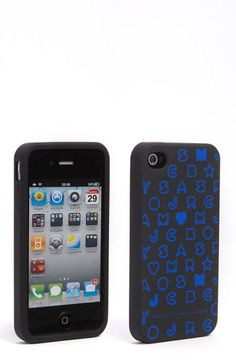 MARC BY MARC JACOBS 'Stardust' iPhone 4 & 4S Case available at #Nordstrom