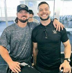 AJ Styles & Finn Bálor