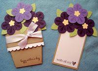 FTP - O Artesanato que Você Pode Fazer!: Lindos Cartões Artesanais Para o Dia das Mães!