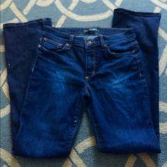 Joes Jeans. Dark Wash Blue. Great condition! Joes Jeans. Dark Wash Blue. Great condition! Size 28. Like New! Joe's Jeans Jeans Boot Cut