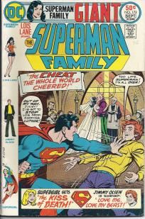 AWESOME OLD ISSUE OF SUPERMAN FAMILY #172 VOL.1 (DC COMICS 1975) *FREE SHIPPING* BRONZE AGE