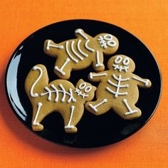 Gingerdead Cookies #creepmas