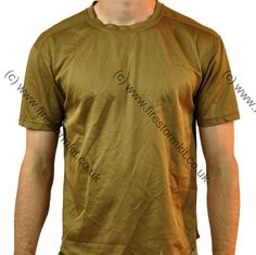 Now integrated into the New PCS Clothing System as a starter base layer, its high performance material, moisture wicking, breathable and high performance, these high performance moisture wicking t-shirts are designed for as a starter layer for the multi-layer PCS clothing system, on exercise or oper