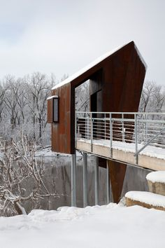 Elkhorn River Probes by Randy Brown Architects
