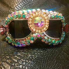 Goggles, Burning Man, Plur, Festival, Boho, Rave