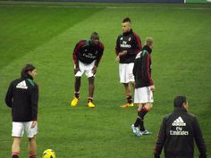 Balotelli è al Milan: qualche foto esclusiva tratta da Milan-Udinese dove Supermario l'ha fatta da padrone!