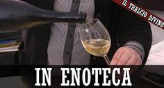 """Abbiamo fatto una visita a """"Il Tralcio Divino"""", una Enoteca a Genova specializzata in vini piemontesi (produzione diretta) propone anche vino di altri produttori emergenti e non solo: vini francesi, ungheresi, novità e curiosità.  L'enoteca organizza degustazioni settimanali e """"cene gioco"""" come """"L'intruso"""""""
