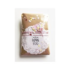 Missing You Tea Bags 6 Handmade & Personalised by LoveDotandDaisy