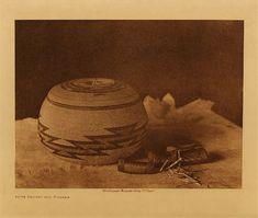 Basket Photography Artist Study with thanks to Photographer Edward Curtis, ,Resources for Art Students, CAPI ::: Create Art Portfolio Ideas at milliande.com , Inspiration for Art School Portfolio Work, Stilllife, Bowls, Vessels, Baskets, Weaving, Tribe, Tribal