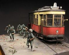 diorama - amazing paintwork