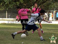 Este Lunes se disputó la 5º Fecha del Torneo Clausura de Menores. Informate y mirá las imágenes en: http://futbolamateurssd.blogspot.com.ar