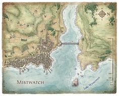 Mistwatch by MikeSchley on DeviantArt