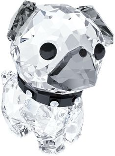 Swarovski Collectible Figurine, Roxy the Pug