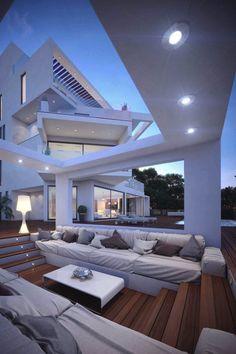 Resultado de imagem para arquitetura moderna casas lujo