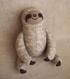 Japanese handmade site - Sloth!