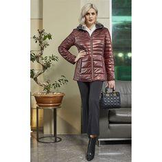 Μπουφάν με γουνινο γιακά. Faux Fur, Blazer, Coat, Jackets, Shopping, Down Jackets, Sewing Coat, Blazers, Peacoats