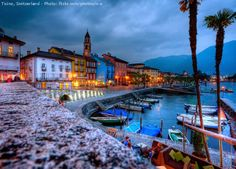 Canton of Ticino, Switzerland Swiss Switzerland, Visit Switzerland, Canton Ticino, Venice City, Beaux Villages, Belle Villa, The Best Is Yet To Come, Beautiful Places To Travel, Europe Destinations
