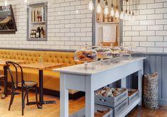 Restaurant Cafe Interior Design