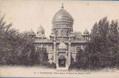 Le château de Victor Vaissier ou le Palais du Congo du roi du savon