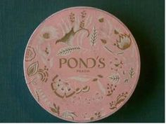 Pond S Angel Face Vintage Face Powder Box By