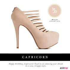 Happy Birthday, Capricorn! Read your January 2014 Horoscope via JustFab blog