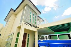 Affordable House Construction l Custom Home Design Custom Home Designs, Custom Homes, Small House Interior Design, House Design, Filipino Architecture, Affordable Housing, Home Builders, Parents, Construction
