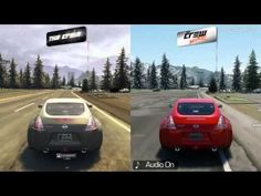 The Crew VS The Crew Wild Run | Graphics Comparison | Gameplay in PS4
