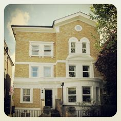 Would you live here?    3 bedroom flat in Altenburg Gardens, #Battersea, #London.    #RealEstate #Property