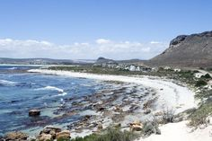 Elands Bay, West Coast, South Africa - check out these other amazing seaside camping spots.