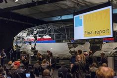 MH17 shot down by missile from rebel-held Ukraine